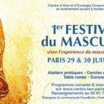 Le Festival du masculin au centre Génération Tao, le 29 et 30 Juin 2013 dans developpement personnel festivaldumasculin_presse-150x150