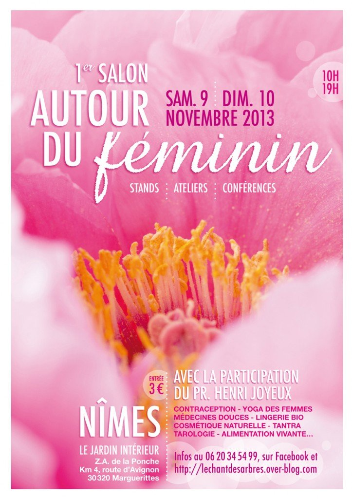 Salon autour du f minin n mes 9 10 novembre 2013 for 10 best audiobooks of 2013 salon
