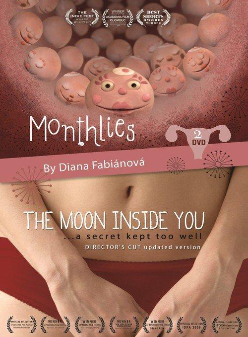 dvd la lune en moi un secret trop bien gard de diana fabianova un autre regard sur les. Black Bedroom Furniture Sets. Home Design Ideas